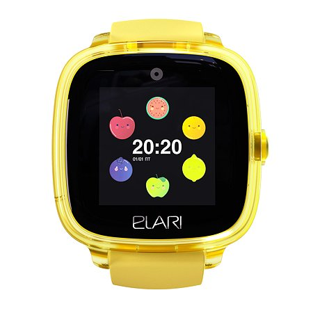 Часы ELARI KidPhone Fresh Желтый ELKP4FYLW