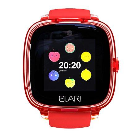 Часы ELARI KidPhone Fresh Красный ELKP4FRED