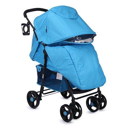 Коляска прогулочная Babyton Comfort Blue E01