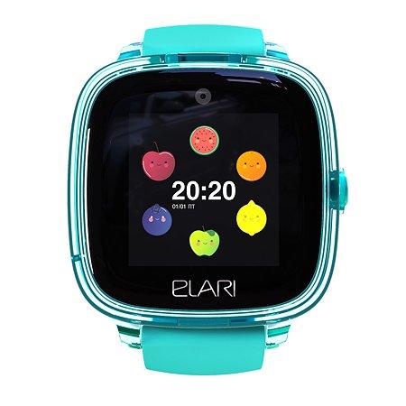 Часы ELARI KidPhone Fresh Голубой ELKP4FGRN