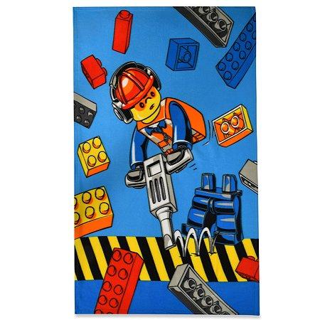 Плед LEGO Citi Construction PO1376