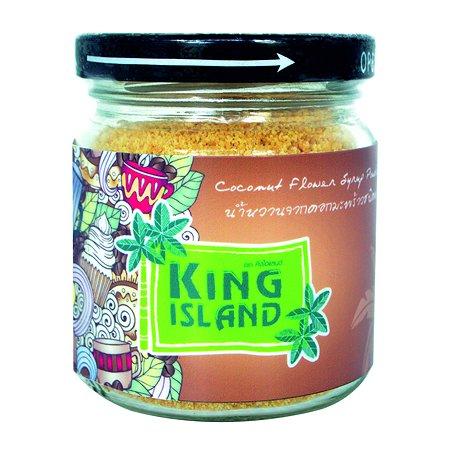 Сахар King Island кокосовый 100г