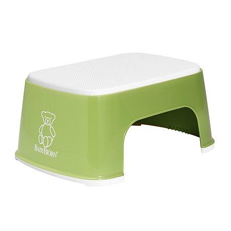 Стульчик-подставка BabyBjorn Зеленый 0611.81