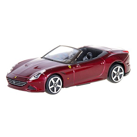 Машинка BBurago 1:43 Ferrari California T 18-36001(9)