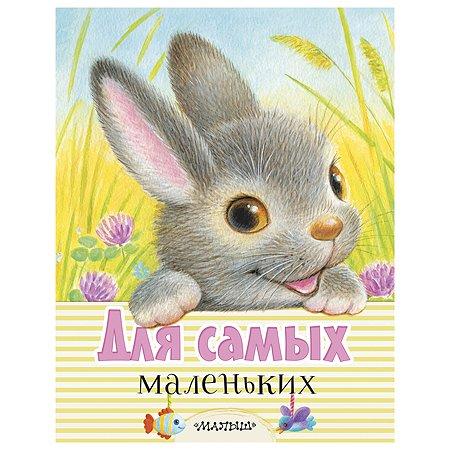 Книга АСТ для самых маленьких