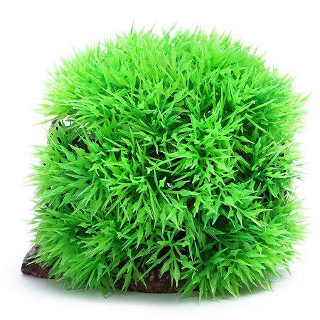 Декорация PennPlax Домик Зеленый 10.2*10.5*8.5см RR1090