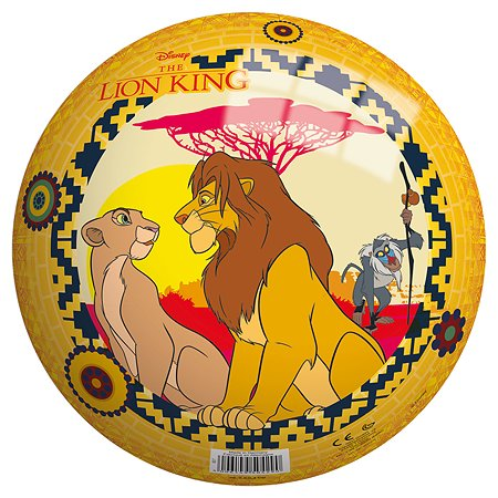 Мяч John Disney Король Лев 54037