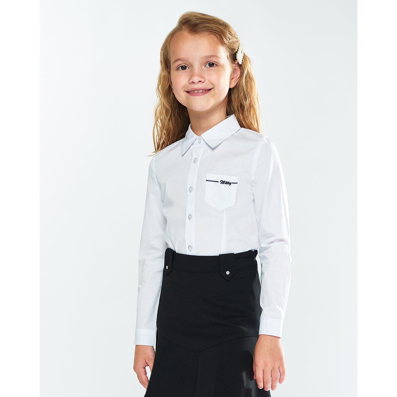 Блузка Futurino School белая