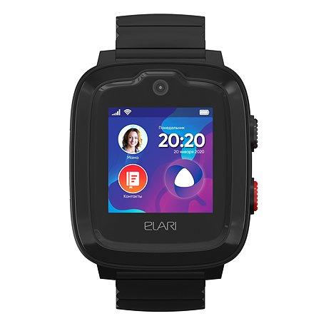 Часы ELARI KidPhone 4G Черный ELKP4GBLKRUS
