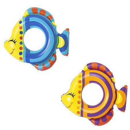 Круг для плавания Bestway Рыбки в ассортименте 36111