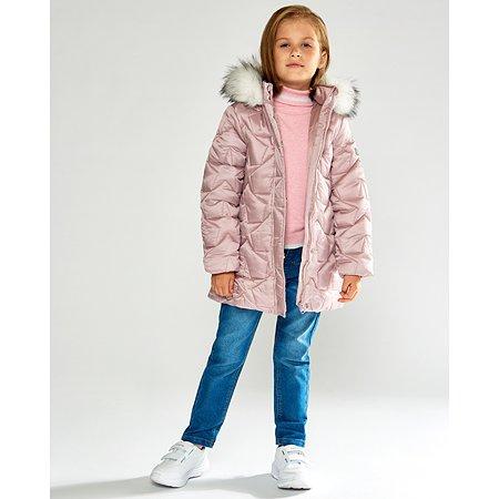 Пальто Futurino Cool розовое