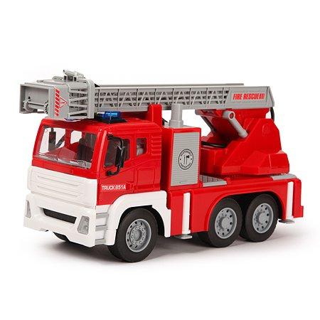 Машинка Mobicaro 1:12 Пожарная инерционная WY851A