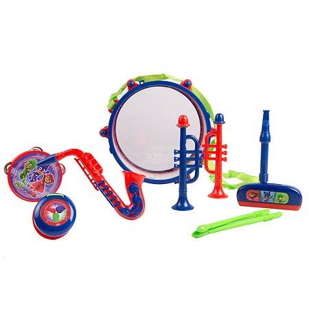 Набор музыкальных инструментов PJ masks с барабаном 33216