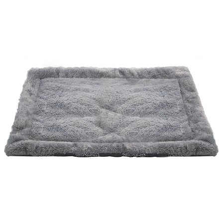 Лежак-матрас для собак Triol Сказочный лес Серый 31921014