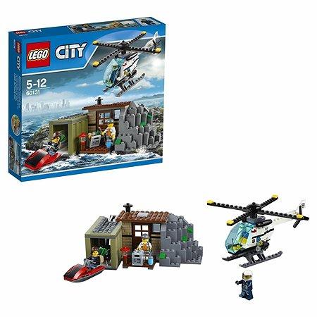 Конструктор LEGO City Police Остров воришек (60131)