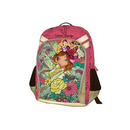 Рюкзак Kinderspielwaren Winx  (розовый)