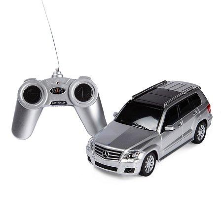 Машинка р/у Rastar Mercedes-Benz GLK 1:24 серебряная