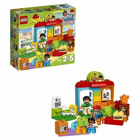Конструктор LEGO DUPLO Town Детский сад (10833)