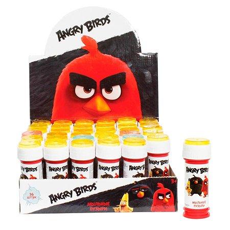 Мыльные пузыри 1TOY Angry Birds 50 мл