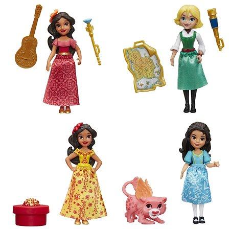 Маленькие куклы Princess Маленькие куклы Елена – принцесса Авалора в ассортименте