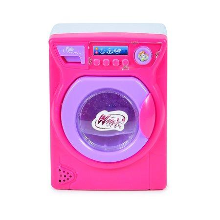 Стиральная машина Winx игровая со звуком