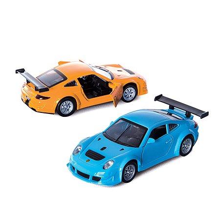 Машинка IDEAL Porsche 911 GT3 RSR 1:39 в ассортименте