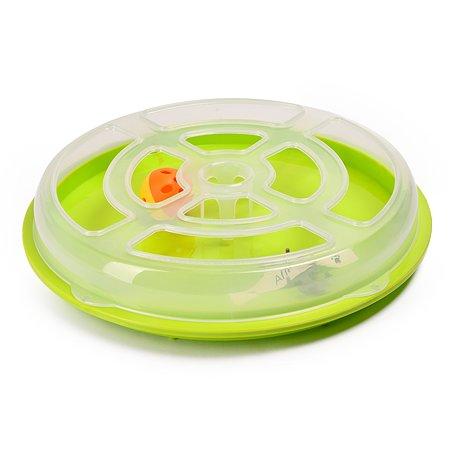 Игрушка для кошек Geoplast Vertigo с шариком 10592