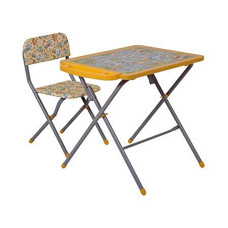 Комплект детской мебели Фея Досуг №301 ПДД