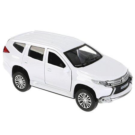 Машина Технопарк Mitsubishi Pajero Sport инерционная 273065