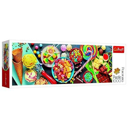 Пазл Trefl Сладкие деликатесы Панорама 1000элементов 29046