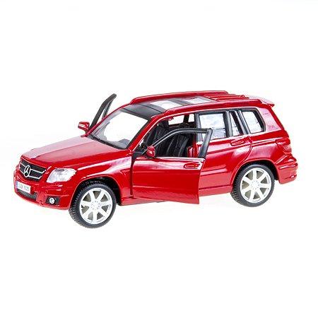 Машинка BBurago 1:32 Mercedes-Benz GLK Class 18-43000(5)