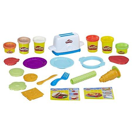 Набор игровой Play-Doh Тостер E0039EU6