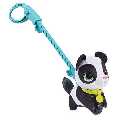 Игрушка FurReal Friends Панда на поводке малая E4773EU4