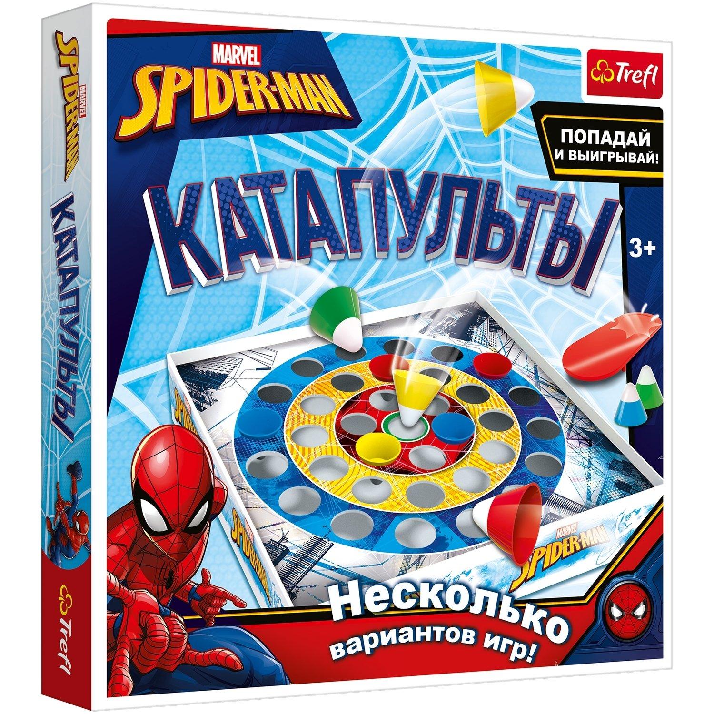 Игра Trefl Катапульты Человек-паук 01996