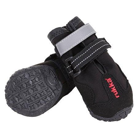 Ботинки для собак RUKKA PETS 7 Черный 460751264J9907
