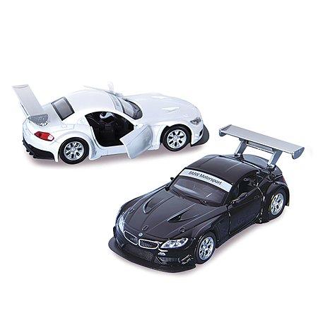 Машинка IDEAL BMW Z4 GT3 1:38 в ассортименте