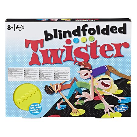 Игра активная Hasbro Games Twister вслепую E1888EU4