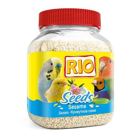 Лакомство для птиц RIO кунжут 250г 49448