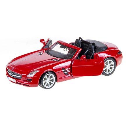 Машинка BBurago 1:32 Mercedes-Benz SLS AMG Roadster 18-43000(10)