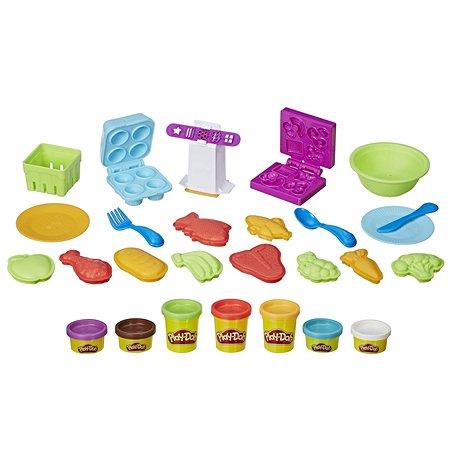 Набор игровой Play-Doh Готовим обед E1936EU6