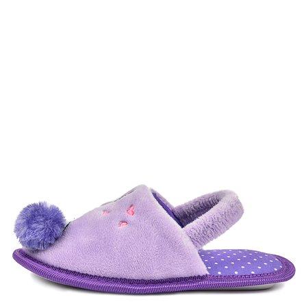 Тапочки Favarini фиолетовые