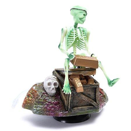 Распылитель PennPlax Скелет с Золотом декоративный OJ8