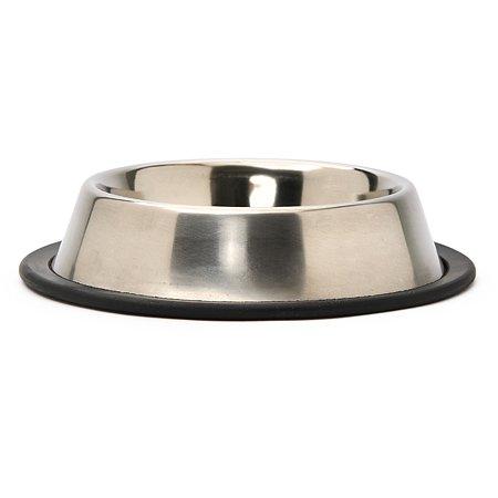Миска для кошек-собак Ankur с резиновым основанием 0.25л AEDBNTR-02