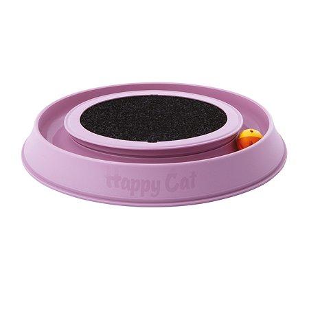 Когтеточка для кошек Lilli Pet Twist М Розовый 20-7804