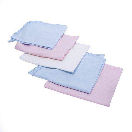 Набор носовых платков Эдельвейс в ассортименте