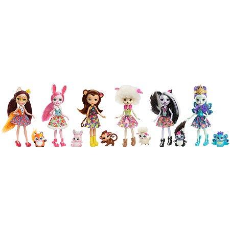 Набор Enchantimals из шести кукол