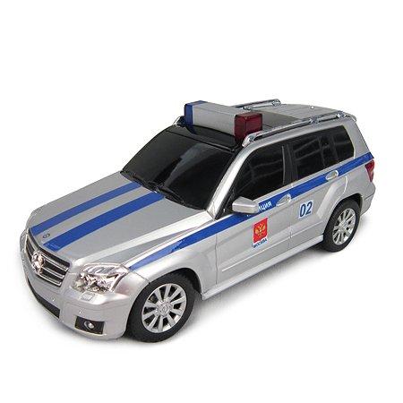 Машинка Rastar радиоуправляемая 1:24 Mercedes Glk Полицейская 32100P