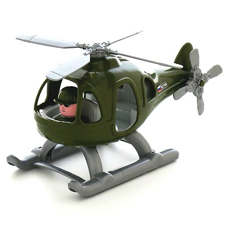 Вертолёт Полесье военный Гром
