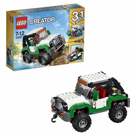 Конструктор LEGO Creator Внедорожники (31037)