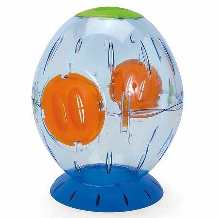 Шар для грызунов IMAC Sphere средний Голубой